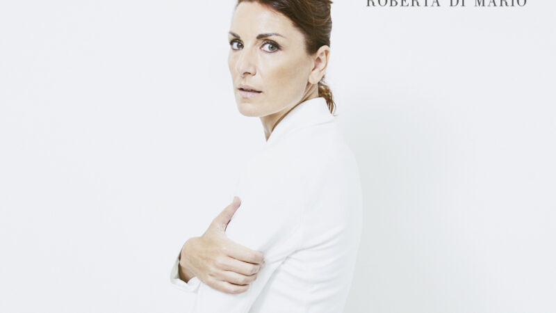 """""""DISARM"""", l'ultimo album di Roberta di Mario,  pubblicato e distribuito da WARNER MUSIC"""