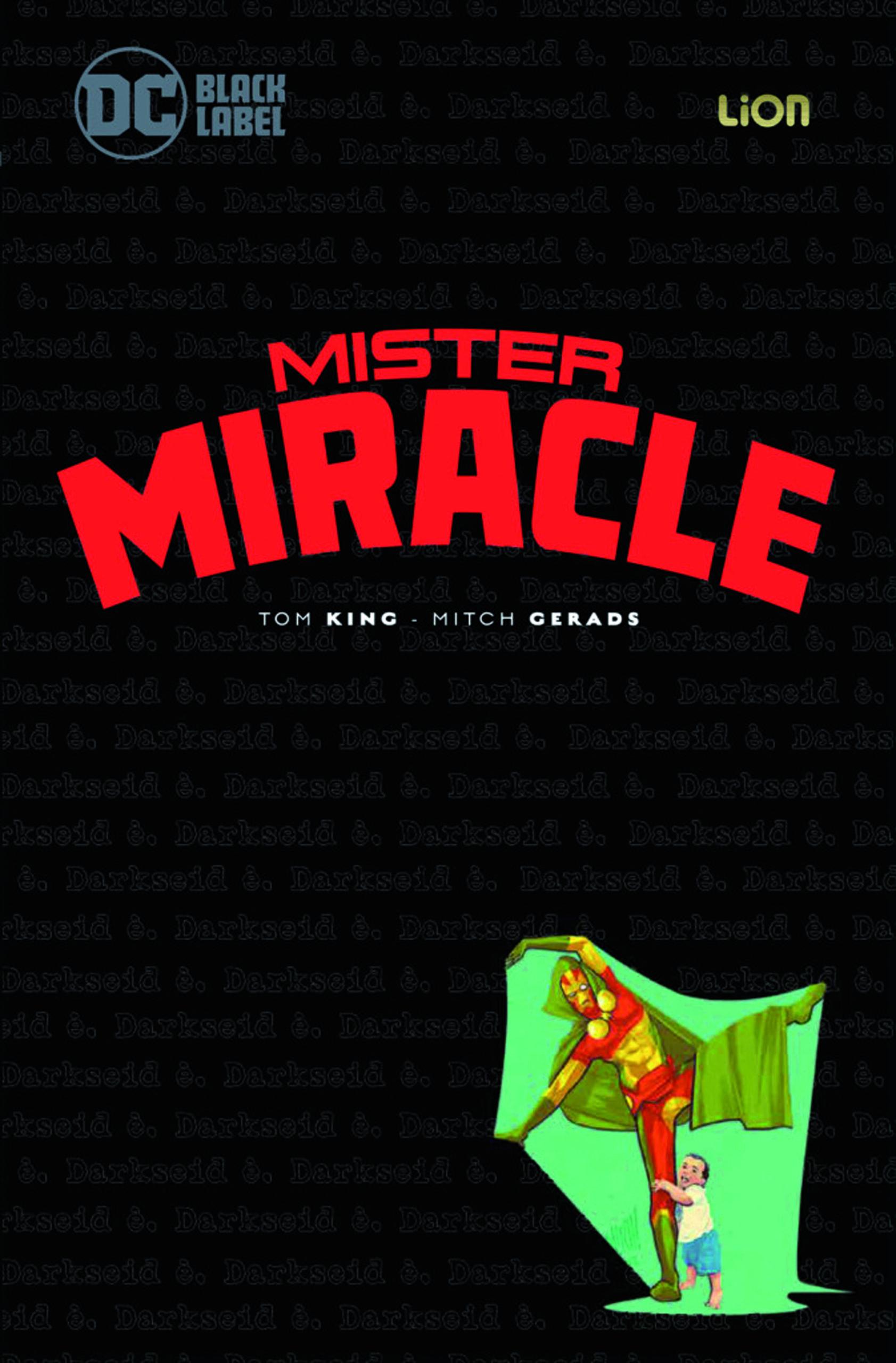 Una vita da Dio: Mister Miracle