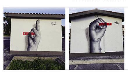 Combattere il degrado con la Street Art