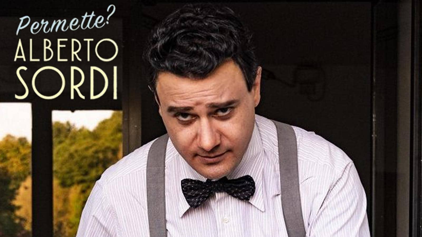 """""""Permette? Alberto Sordi"""", l'uomo dietro l'icona."""