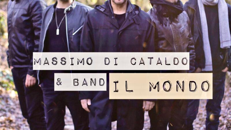 """Massimo Di Cataldo pubblica """"Il Mondo"""" con un collettivo di artisti"""