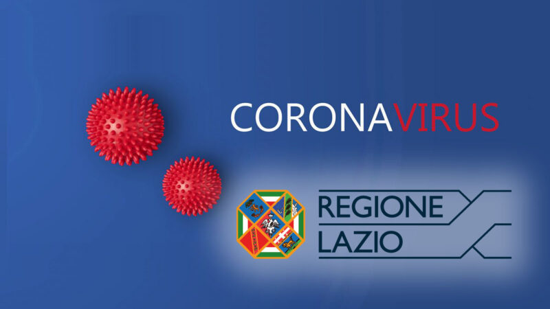 Covid Lazio – 28 agosto