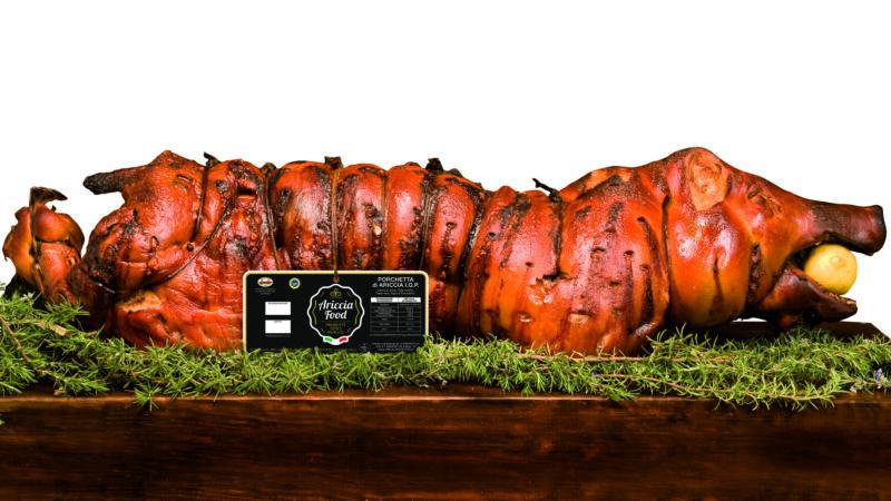 Ariccia food: il marchio della porchetta italiana nel mondo