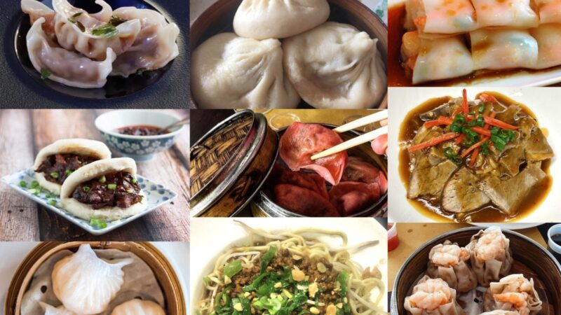 DUMPLING BAR 2.0: in tutti i Castelli Romani Ravioli e Cucina Cinese REGIONALE a casa tua!