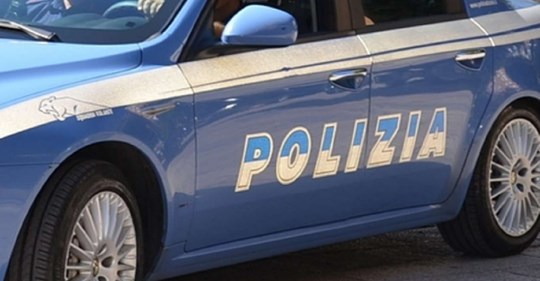Ostia. Arrestato dalla Polizia di Stato due volte in 2 due giorni per lo stesso reato: danneggiamento aggravato.