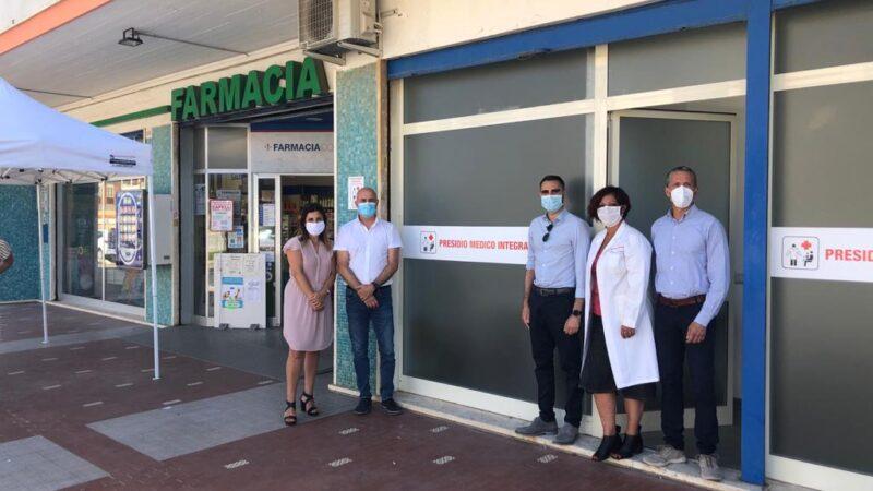 POMEZIA: TORNA IL PRESIDIO MEDICO SANITARIO A TORVAIANICA