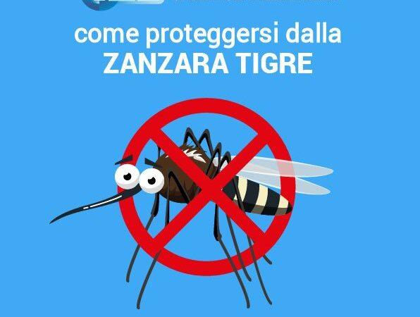 Regione Lazio: La lotta alle zanzare inizia