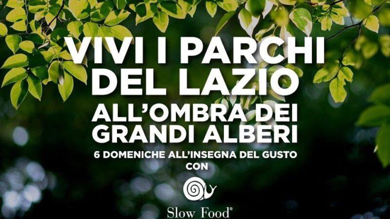 """Regione Lazio: parte l'iniziativa """"Vivi i parchi del Lazio"""""""