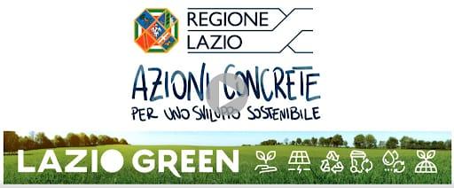 Regione Lazio: Giulio Testa sostiene la campagna ambientale