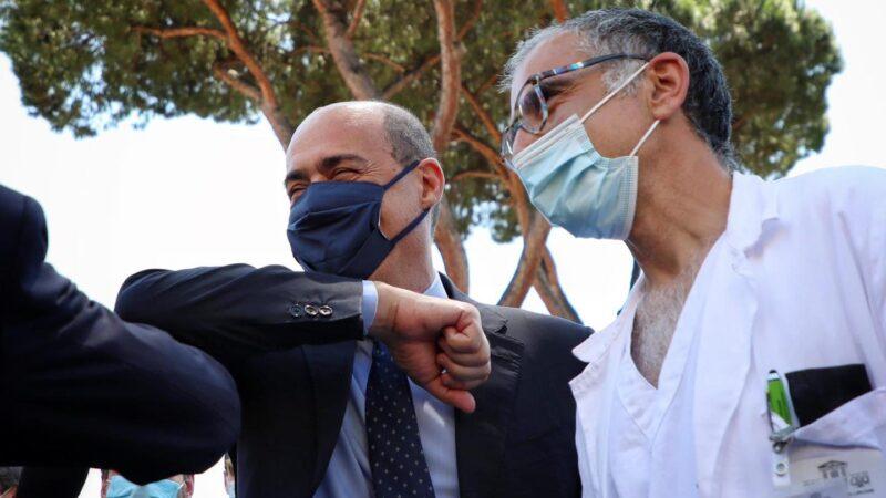 Regione Lazio, allo Spallanzani, al via le sperimentazioni per il vaccino anticovid