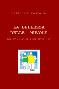 """""""La bellezza delle nuvole"""" il libro di esordio di Valentino Castaldo"""