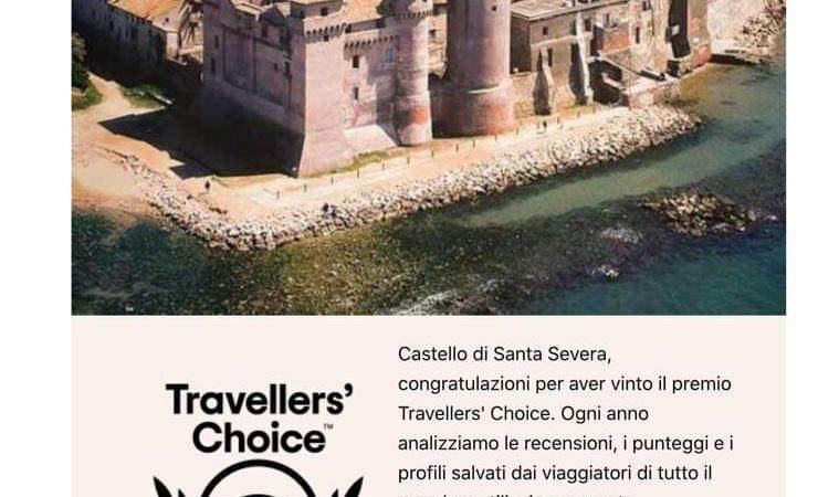 Regione Lazio, il Castello di Santa Severa è tra le migliori attrazioni al mondo per Tripadvisor
