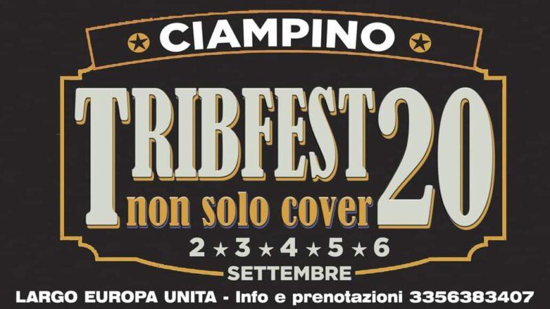 """Ciampino, il 2 settembre prende il via la manifestazione """"TribFest20-non solo cover"""""""
