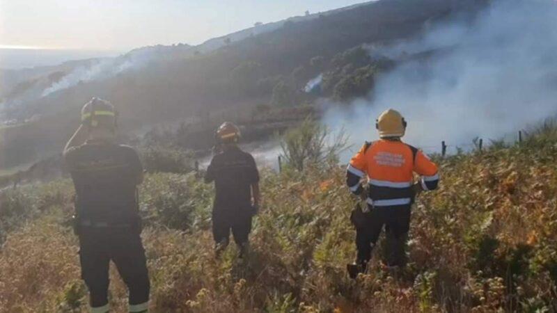 La Protezione Civile dei Castelli Romani impegnata sul territorio tra terremoto ed incendio