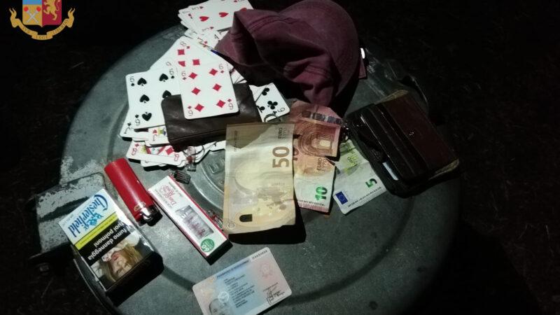 Piazza Manila. Contrasto al gioco d'azzardo: la Polizia di Stato denuncia tre persone di origine filippina.