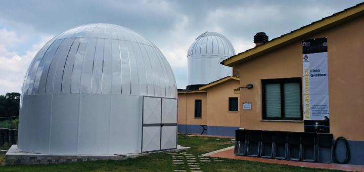 Occhi al cielo al Parco astronomico di Rocca di Papa per tutto il mese di settembre