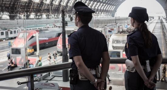 Roma. Consuntivo estivo dell'attività svolta dal Compartimento Polizia Ferroviaria per il Lazio.