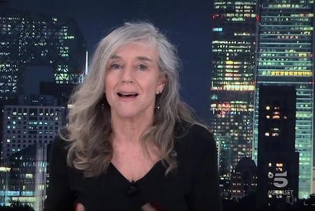 Premio Ischia, Giovanna Botteri 'giornalista dell'anno'