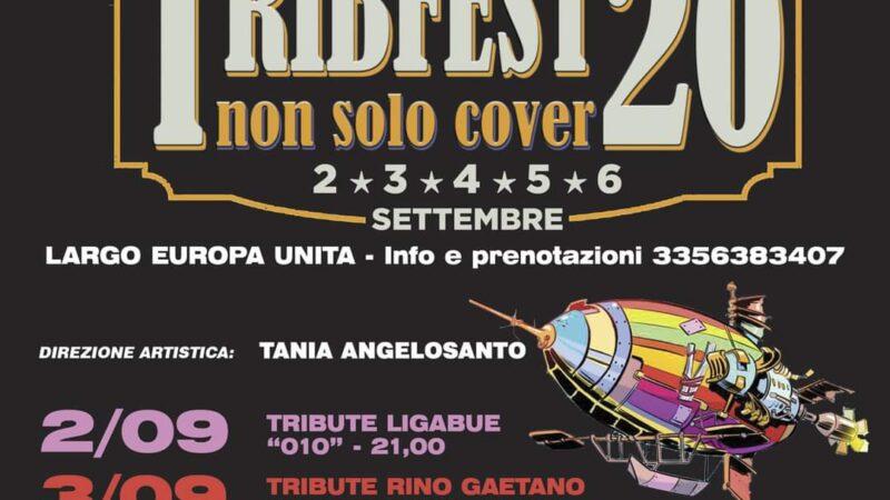 COMUNE DI CIAMPINO, TribFest 20 – Info ingresso e prenotazioni