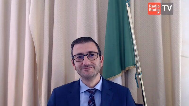 """D'Acuti (Monte Compatri) a Radio Radio: """"Tanti obiettivi raggiunti. Covid? Consapevolezza, non paura"""""""
