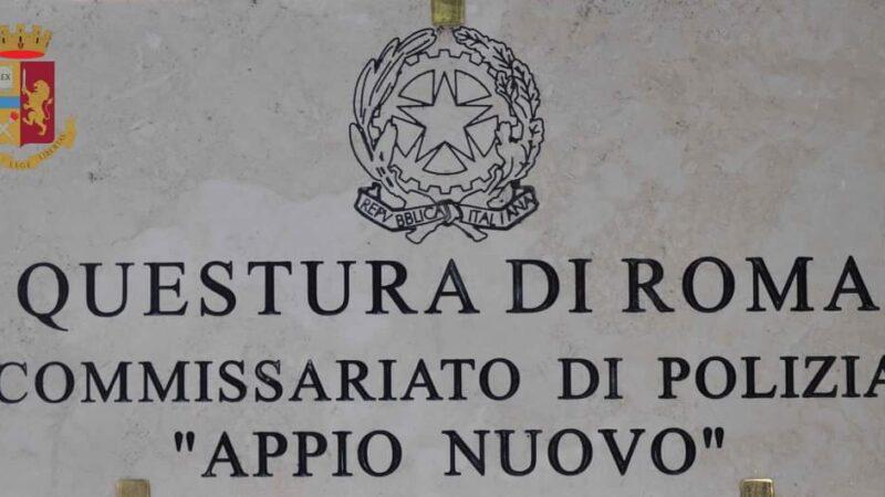 Via Appia Nuova (Roma), Rubano la borsa ad una cliente seduta all'esterno di un ristorante: Arrestati