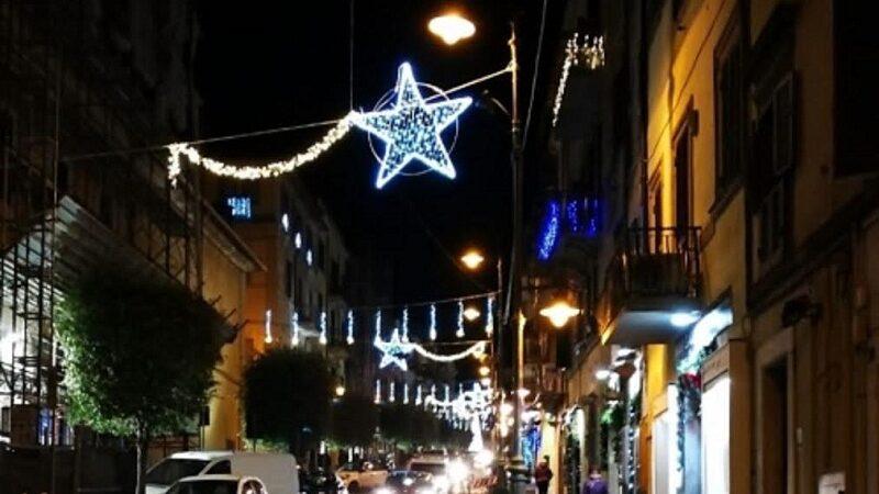 Natale al tempo del Covid: si accende Marino. Speranza, fiducia e resistenza per tutta la Città