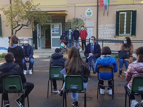 """Monte Compatri """"Città che legge"""" 2020-21: progetto """"Libriamoci"""" all'Istituto Comprensivo """"Borsellino"""""""