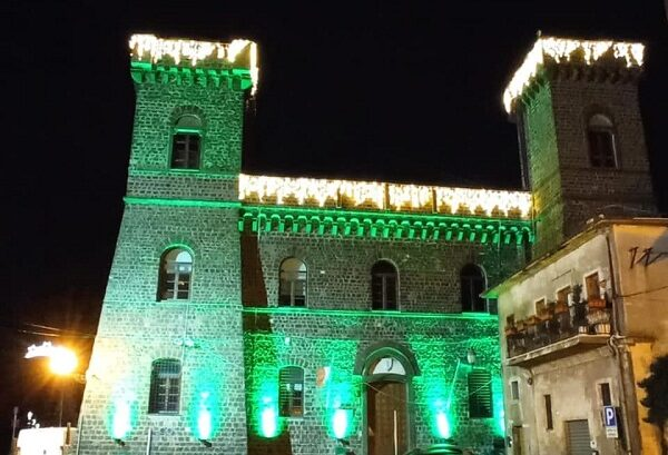Rocca priora, Palazzo Savelli verde per i Diritti dell'Infanzia