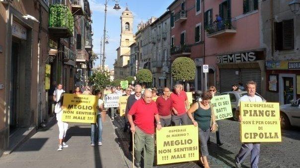 """Riattivare l'ospedale San Giuseppe di Marino"": da pagina Facebook a petizione online"