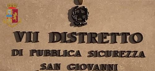 Piazza Re di Roma, 92enne soccorsa e riaffidata ai familiari dalla Polizia di Stato