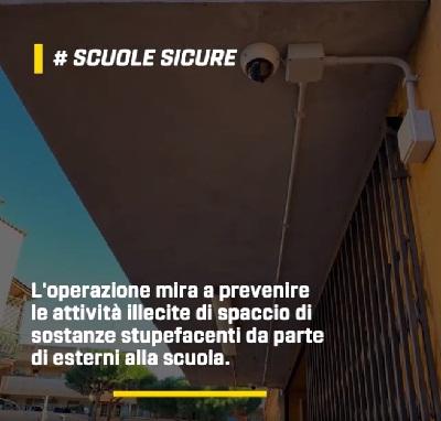 """Marino, prosegue il progetto """"Scuole sicure"""": installate telecamere nei perimetri scolastici"""