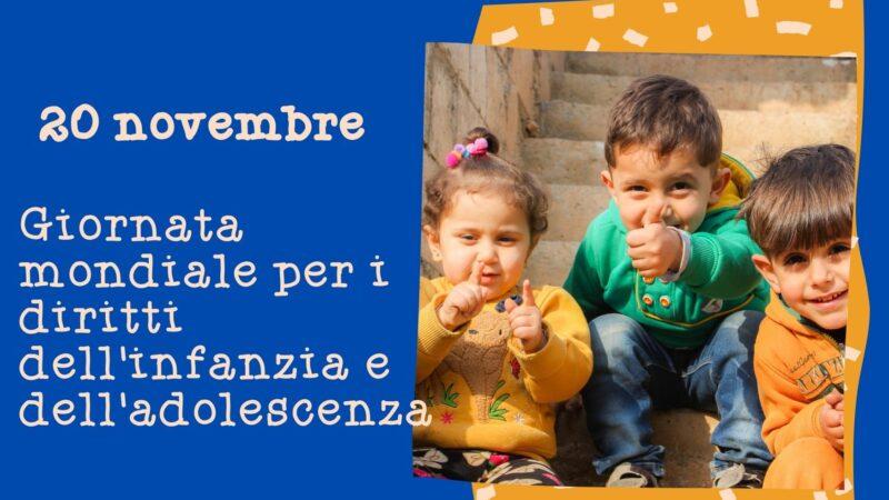 """Giornata per Diritti dell'Infanzia, Zoccolotti (Genzano): """"Il futuro è un bambino, prendiamoci cura del domani"""""""