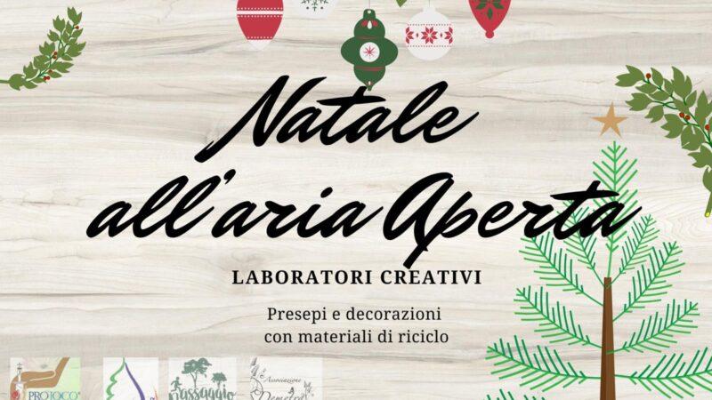 """Pro Loco-Genzano, al via il 5 dicembre """"Natale all'aria aperta"""""""