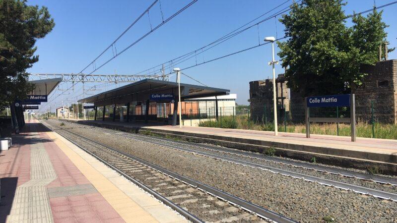 """""""Uniti x Colonna"""" presenta progetto per le stazioni della Linea FL6 di Colonna Galleria e Colle Mattia"""