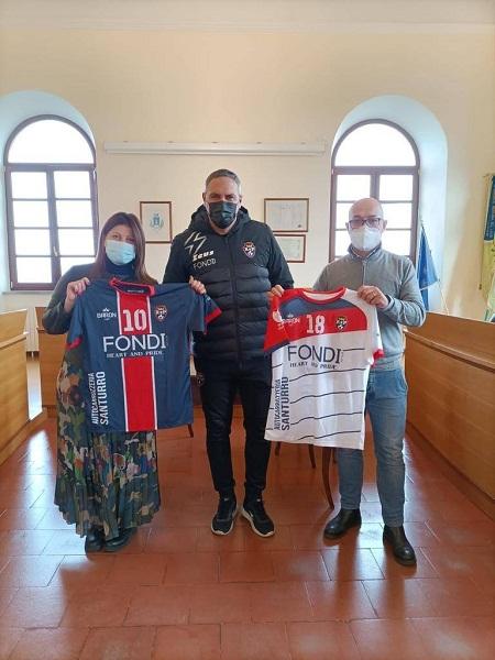 Rocca Priora RdP Calcio, consegnate maglie a Gentili e Pucci