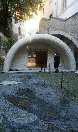 Scuderie Aldobrandini (Frascati), al via progetto tamponi rapidi per la cittadinanza
