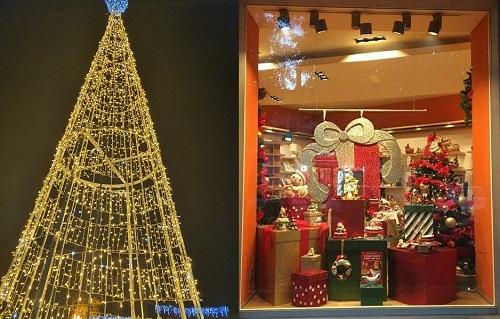 """Saia (AssoCommercianti Ciampino): """"Grande impegno nostro e del Comune per un Natale sereno e meno buio"""""""