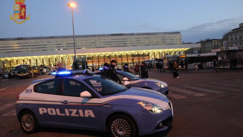 Roma Termini, 43enne arrestato per tentato omicidio dalla Polizia