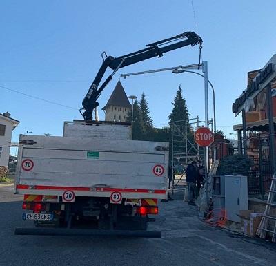 Colle di Fuori (Rocca Priora), installato nuovo impianto di videosorveglianza