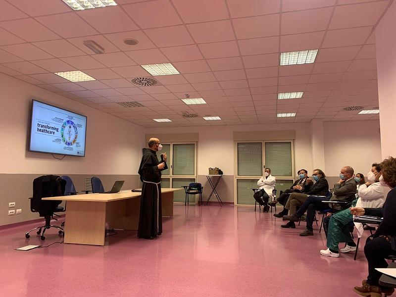 Presentato alla ASL Roma 6 Connectoma, nuovo progetto di digitalizzazione sanitaria