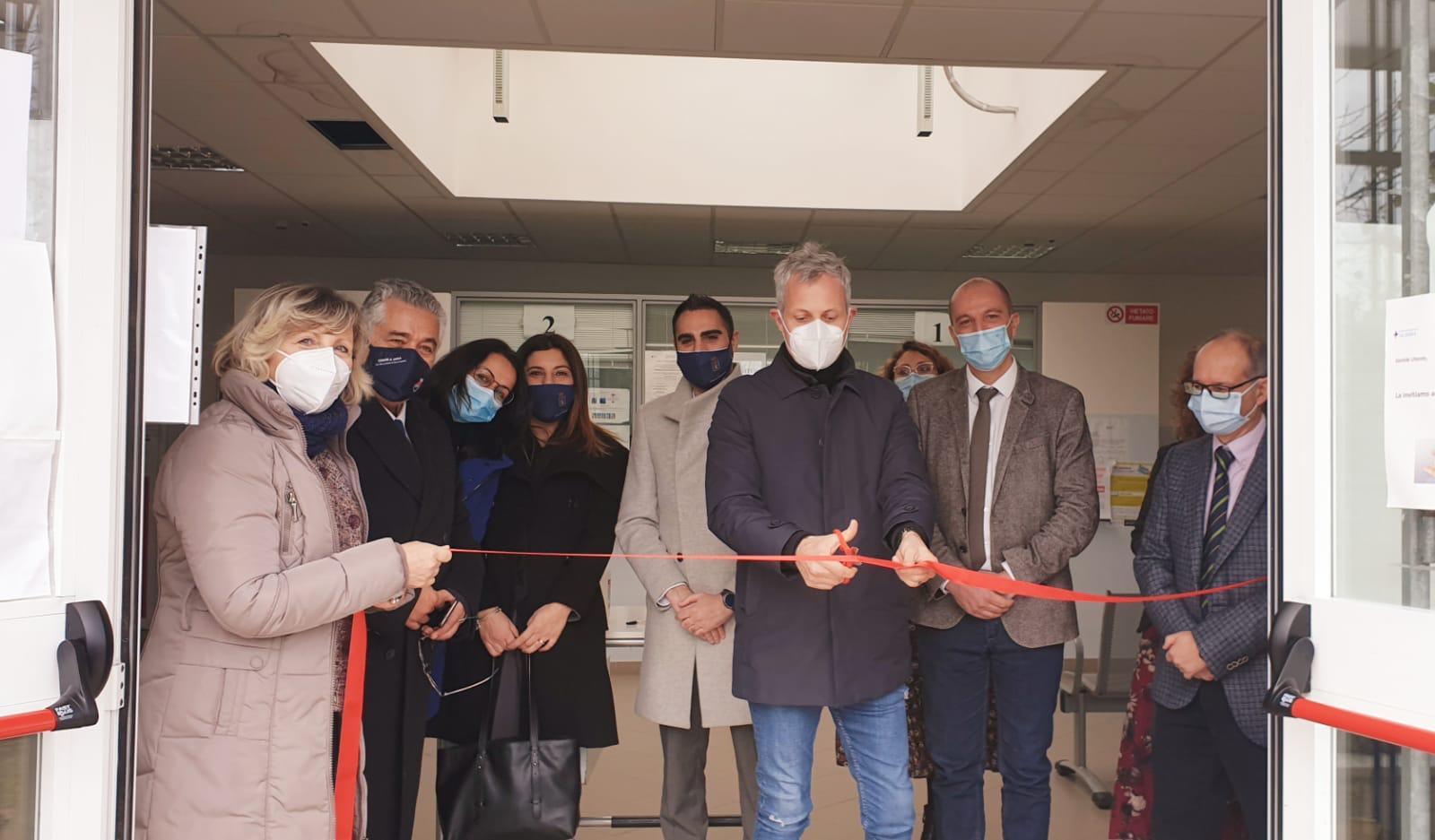 Asl Roma 6, un altro passo verso l'umanizzazione delle cure: inaugurato il PUA di Ardea