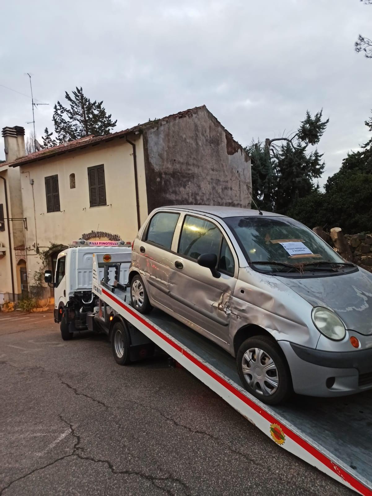 Colonna, prosegue il controllo del territorio da parte della Polizia Locale