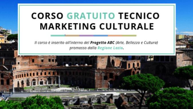 Progetto Atelier ABC Regione Lazio, i Tecnici Marketing Culturale alla prova con il concorso finale
