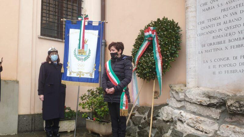Castel Gandolfo, un evento online per il 77° anniversario del bombardamento