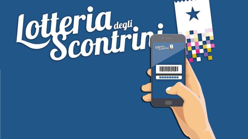"""Al via la """"Lotteria degli Scontrini"""". Da marzo i premi"""