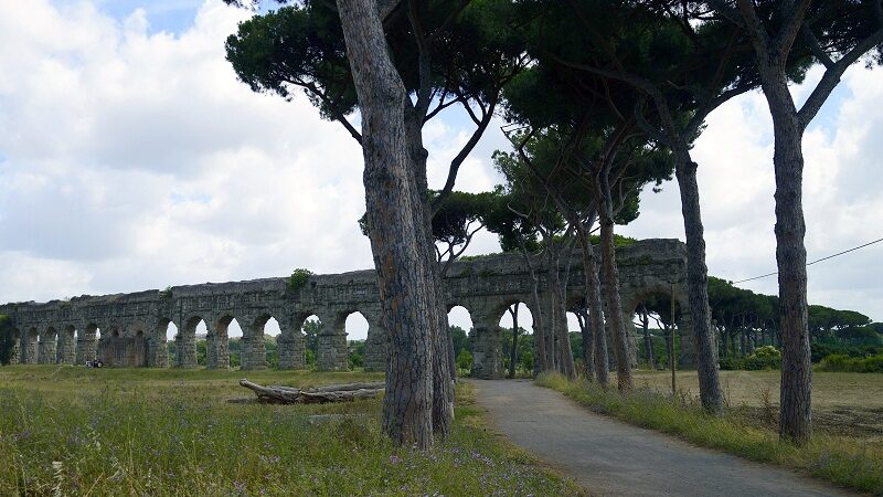 Roma-Tuscolana, evento serale al Parco degli Acquedotti: sanzionate 40 persone