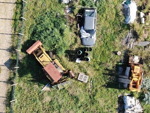 Ciampino, scoperto deposito abusivo di rifiuti nel centro abitato