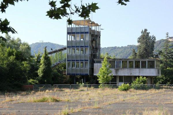 Tribune olimpiche al Lago di Castel Gandolfo, primi passi per un progetto di riqualificazione urbanistica