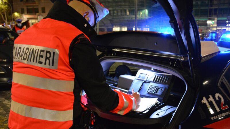 Roma – Centocelle, sorpreso di notte a rubare nel Bar: arrestato