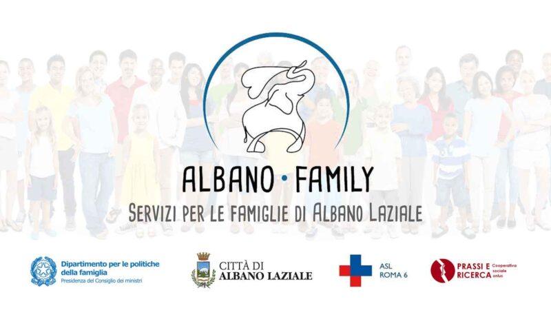 """Albano, al via il progetto """"Albano Family"""""""